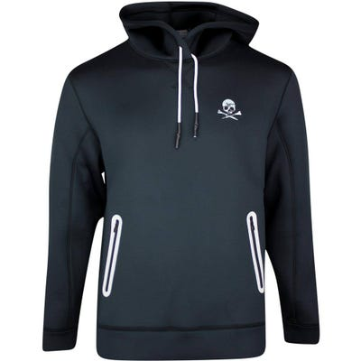 G/FORE Golf Pullover - G4 Tech Hoodie - Onyx SS21