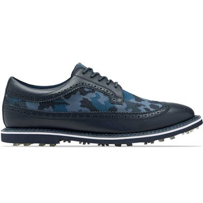 G/FORE Golf Shoes - Knit Camo Longwing Gallivanter - Twilight 2021