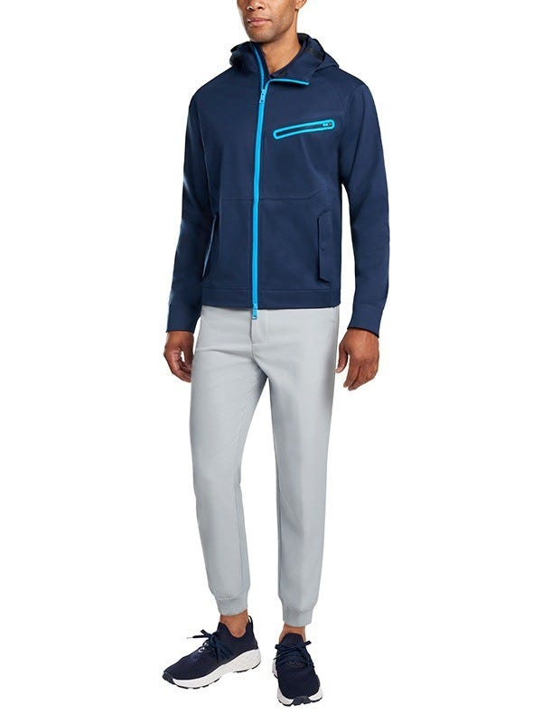 G Fore Golf Jogger Hooded Jacket
