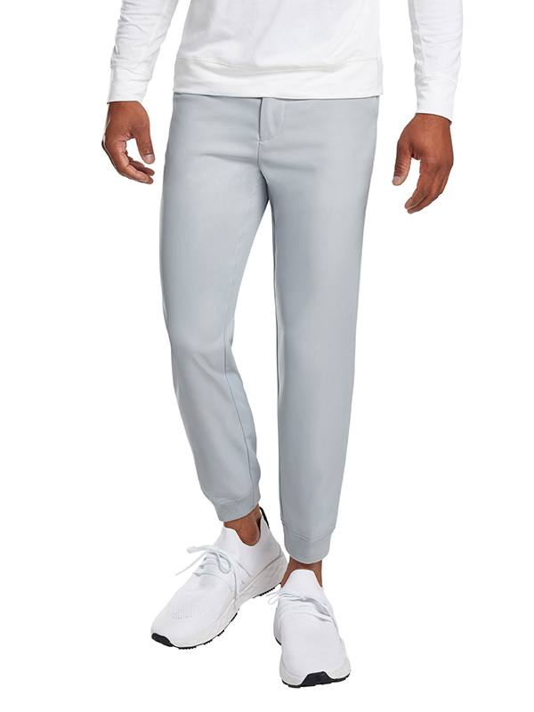 G Fore Grey Jogger White Hoodie